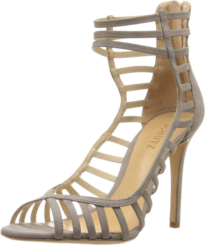 Schutz Womens Saule Dress Sandal