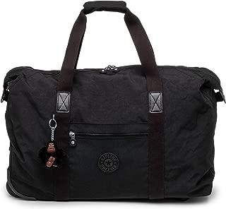 Kipling Art Wheeled Luggage, Carry On, Top Zip Closure