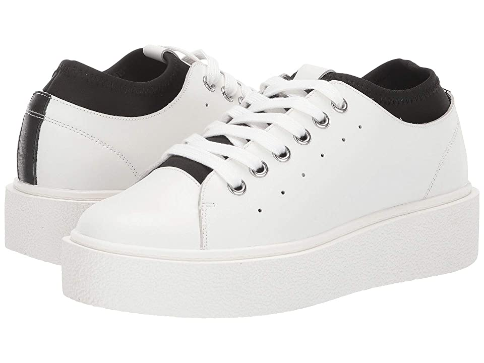 Sol Sana Noah Sneaker (White/Black) Women