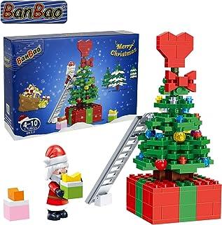 BanBao Christmas Tree Blocks Set, Assembly Model Toys...