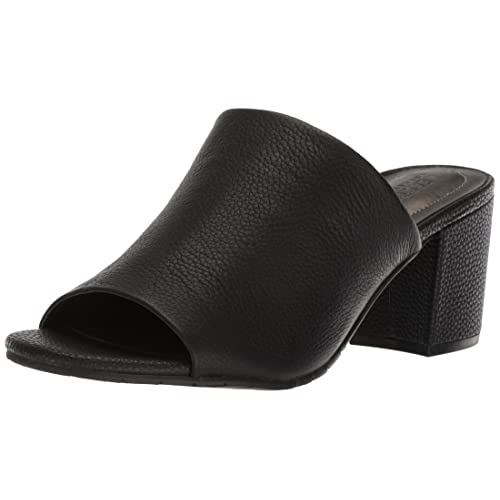 75a19a7ac2ef1 Kenneth Cole REACTION Women's Mass-TER Mind Open Toe Heeled Mule Sandal