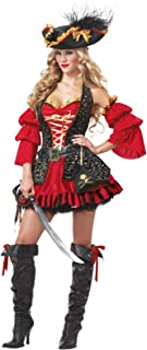 Spanish Pirate Adult Costume
