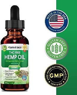 Best hemp oil rancid Reviews