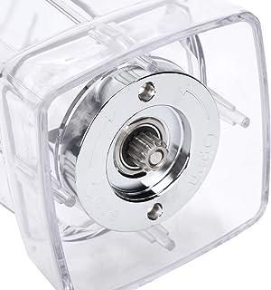 Pièces d'appareils, conception de grande capacité Conteneur transparent facile à utiliser avec couvercle Presse-agrumes él...