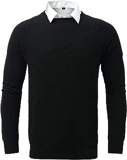 open knit sweater men
