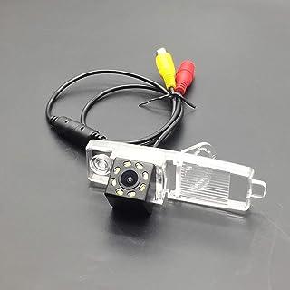 for Toyota Highlander/Kluger 2006~2014 Car Rear View Camera+8LED Back Up Reverse Parking Camera/Plug Directly photo