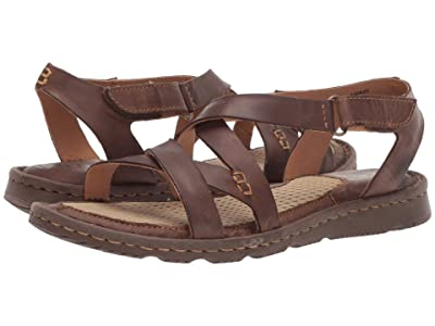 Born Trinidad (Dark Brown Full Grain Leather) Women