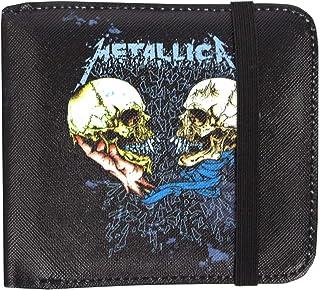 Rock Sax Metallica 'Sad But True' Skull Print Wallet Official Band Merch