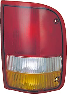 Dorman 1610231 Passenger Side Tail Light Assembly for Select Ford Models