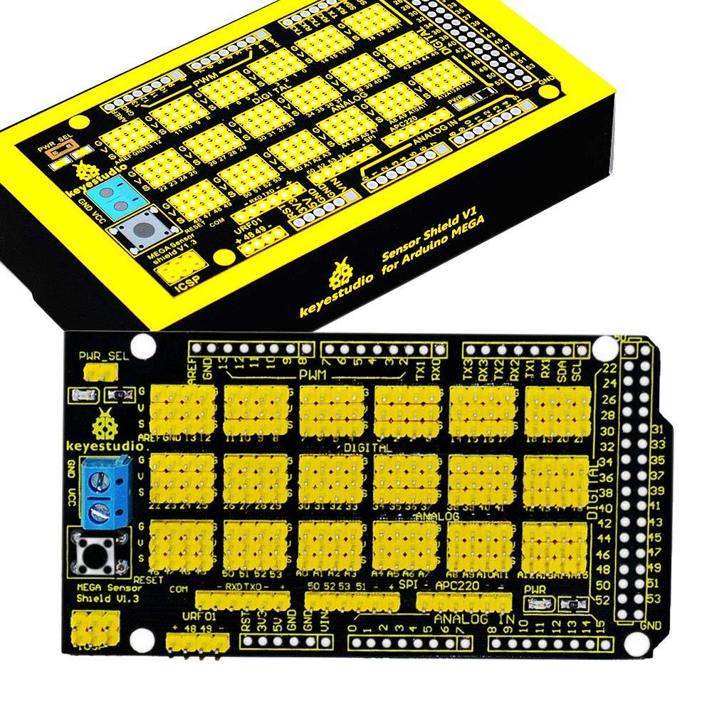 KEYESTUDIO MEGA Sensor Shield Arduino