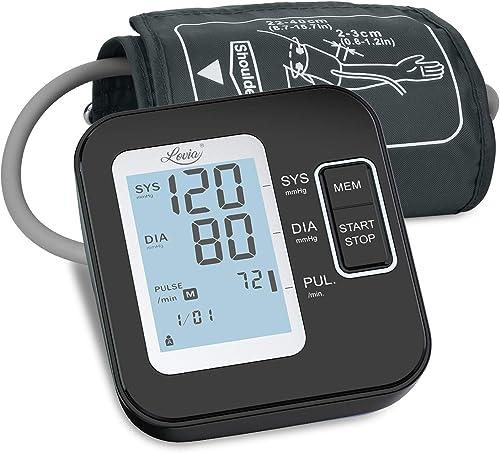 Tensiomètre Bras Electronique - Tensiomètre Intelligent Professionnel, Détection de Pulsations Cardiaques Irrégulière...
