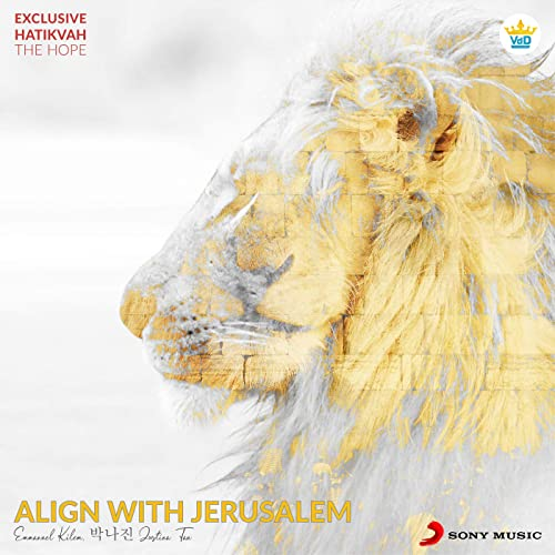 Align with Jerusalem