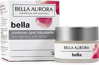 Bella Aurora Crema Contorno de Ojos Hidratante Anti-ojeras Anti-fatiga Reduce Bolsas Manchas y Atenúa las Arrugas 20 ml