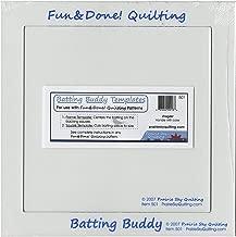 batting buddy template set