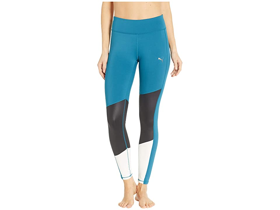 PUMA Holiday CB 7/8 Tights (Corsair/Puma Black) Women