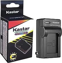 Kastar Travel Charger for Panasonic DMW-BLB13, DMW-BLB13E, DMW-BLB13GK and Panasonic DE-A49, DE-A49C work with Panasonic Lumix DMC-G1, DMC-G2, DMC-G10, DMC-GF1, DMC-GH1 Cameras