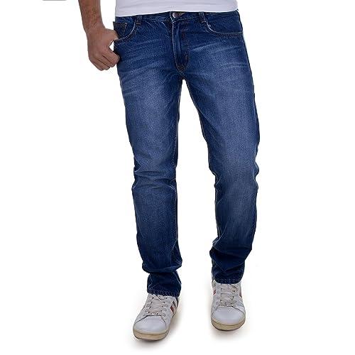 89bcf11601e7 Men s Cotton Jeans  Buy Men s Cotton Jeans Online at Best Prices in ...