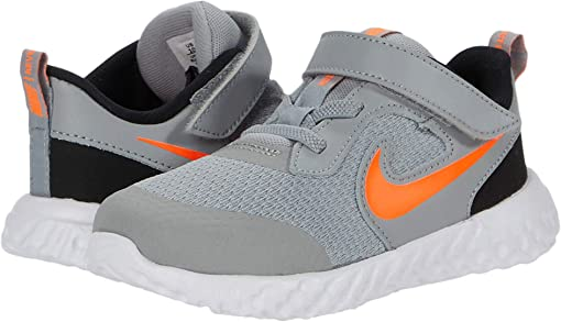 Light Smoke Grey/Total Orange/Black