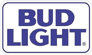 Mystics Market Bud Light 2 - Vinyl Sticker Decal - Logo Full Color Bar Man Cave Beer (3