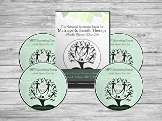 The National Licensing Exam for Marriage and Family Therapy: Audio Review Disc Set