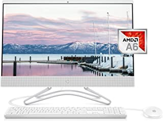 Best HP 24-Inch All-in-One Computer, AMD A6-9225, 4GB RAM, 1TB Hard Drive, Windows 10 (24-f0030, White) Review