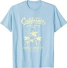 San Diego CA California Pacific Beach 92109 T-Shirt Tee