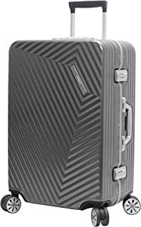 luggage without zipper