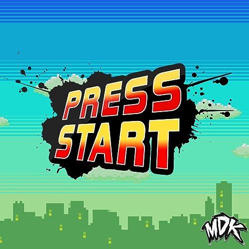 Press Start [Explicit] by MDK on Amazon Music - Amazon com