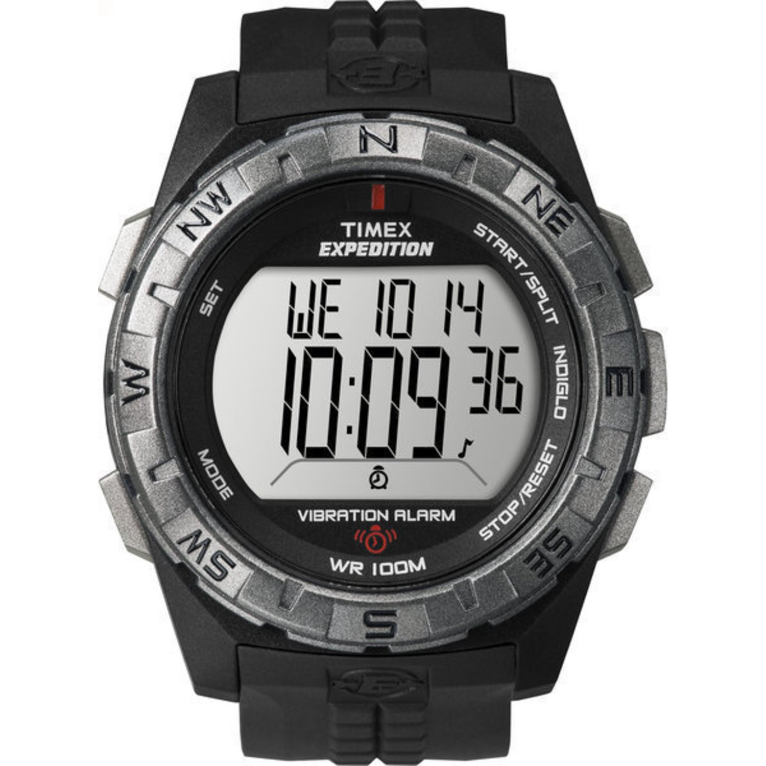 Timex T49851 Expedition Vibration Alarm