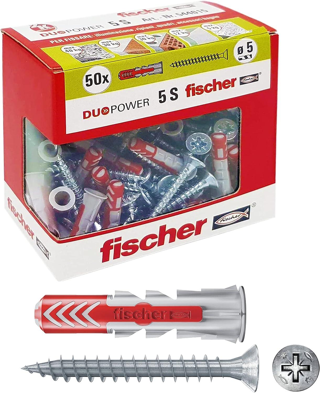 Fischer 544015with Dowel Screw for a 2021 model Pierced Murature Piene Over item handling