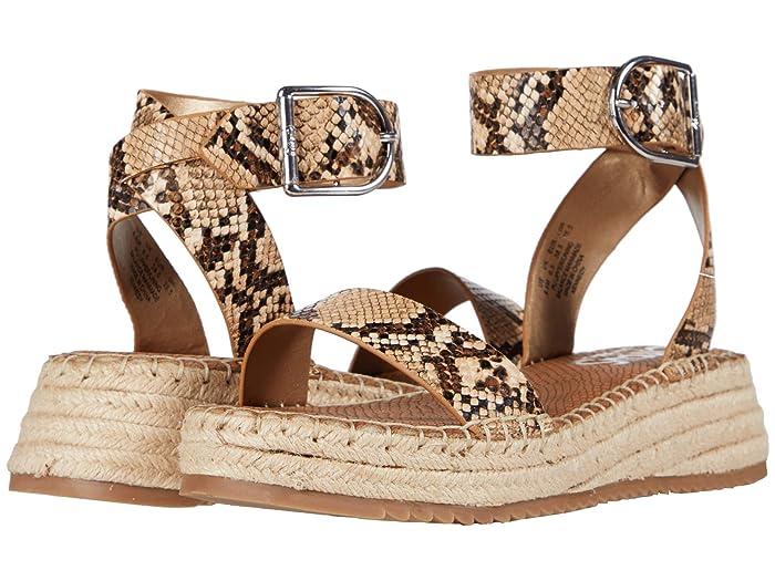 Circus by Sam Edelman  Kennedy (Taupe Multi Savannah Snake) Womens Shoes