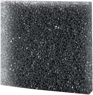 Hobby 20481 pianka filtrująca, czarna, gruba, 50 x 50 x 5 cm, ppi 10