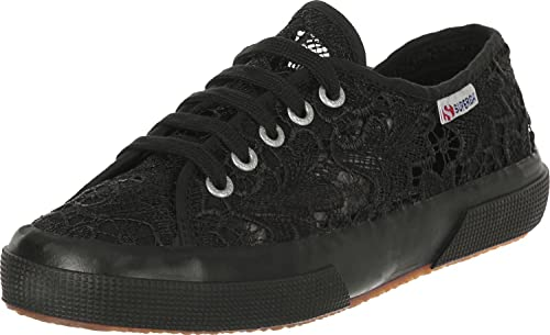Superga Women's Low-Top Sneakers: Shoes