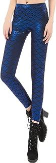 Best blue scale leggings Reviews