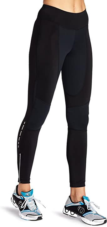 Pearl Izumi Ride Women/'s Symphony Reflective Thermal Tights Leggings Black M