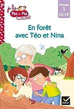 Téo et Nina GS CP Niveau 1 - En forêt avec Téo et Nina (Je lis pas à pas t. 10)