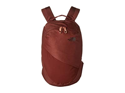 The North Face Electra (Sequoia Red Light Heather/Sequoia Red) Backpack Bags
