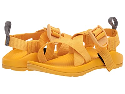 Chaco Kids Z/1 Ecotread (Toddler/Little Kid/Big Kid) (Golden Rod) Kids Shoes