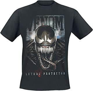 Spider-Man Venom - Lethal Protector Camiseta Negro S