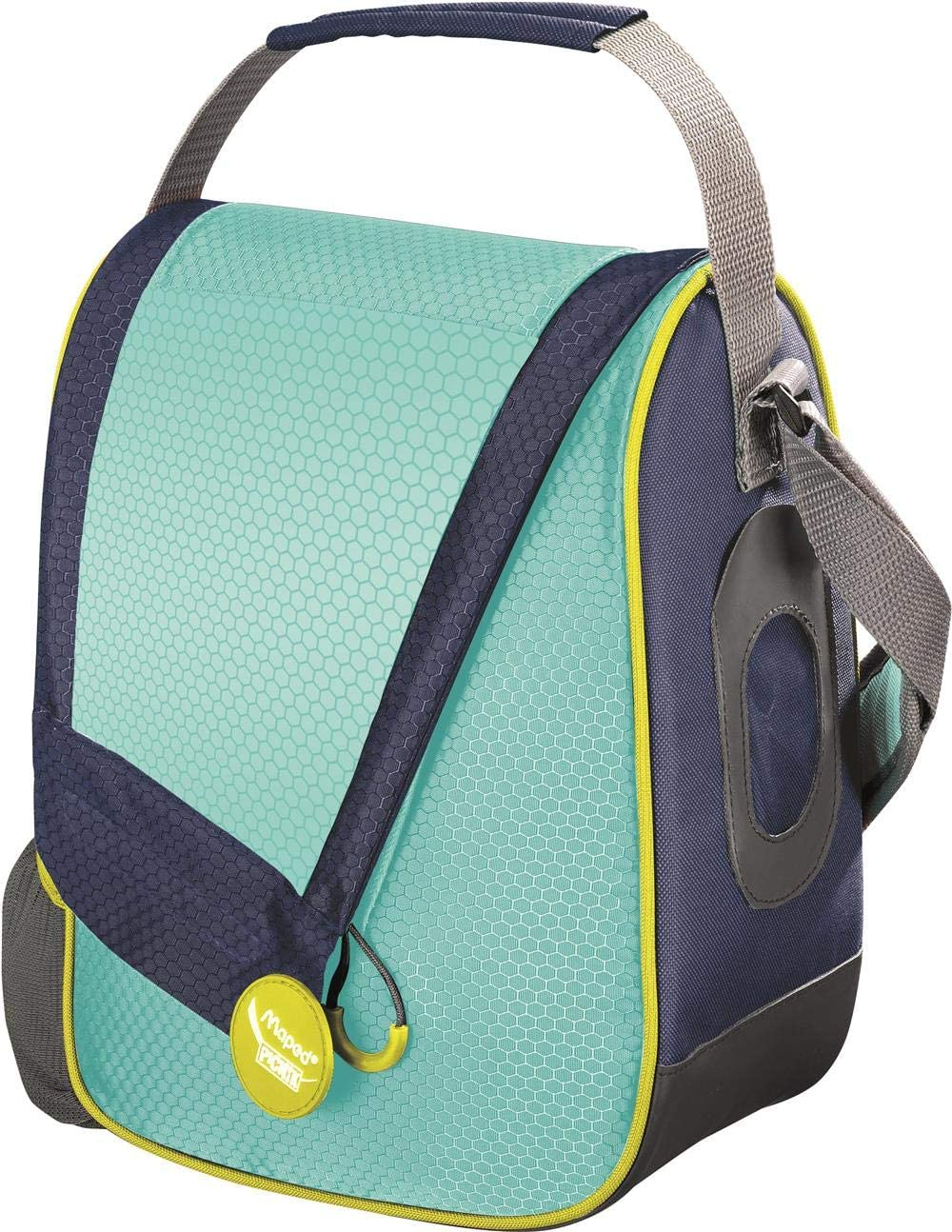 Maped Picnik Concept Easy-Clean Insulated Lunch Box, One Size, Blue (872017)