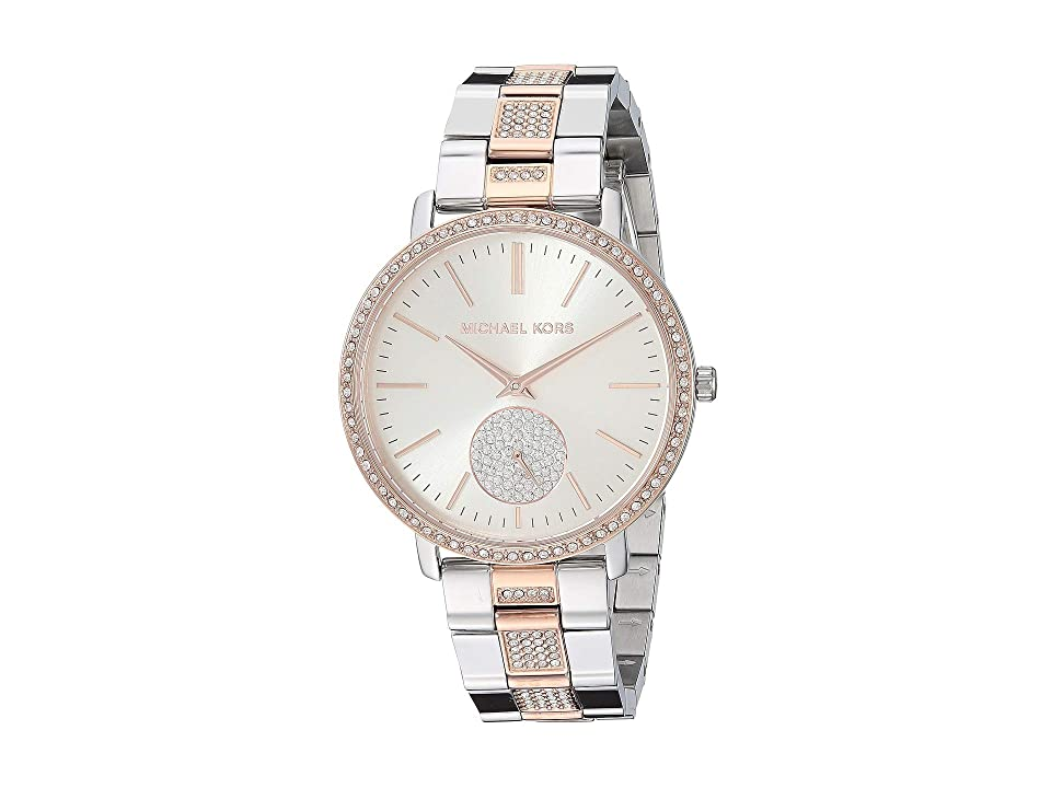 Michael Kors MK3660 - Jaryn (Two-Tone/Silver) Watches
