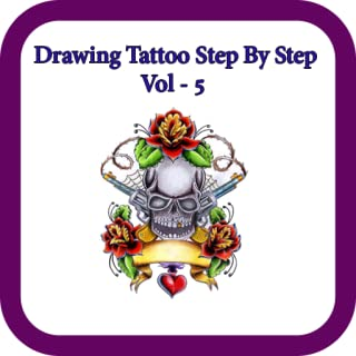 Drawing Tattoo Step By Step Vol - 5