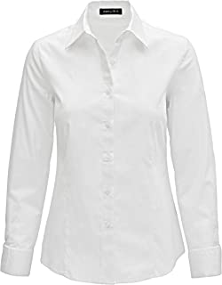 white waitress shirt