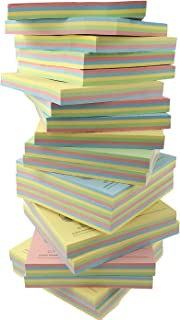 Peanuts Character Snoopy Colorful Sticky Notes (Square, 20 Pads)