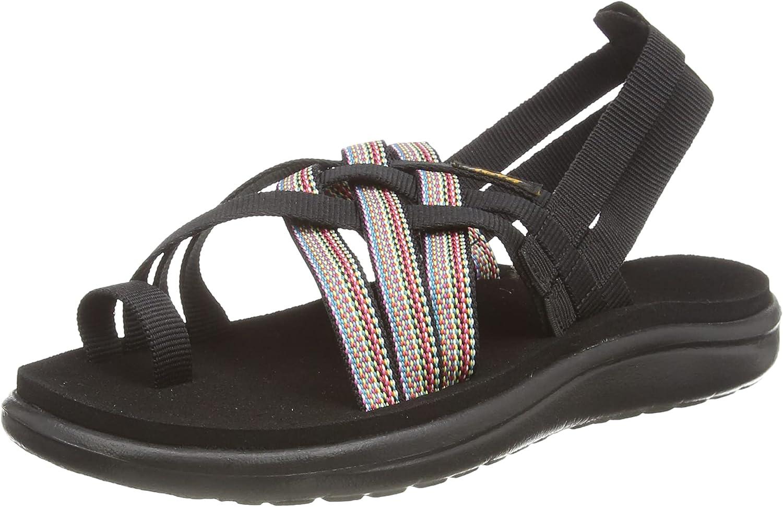 Teva Women's Open Toe Sandals Flat