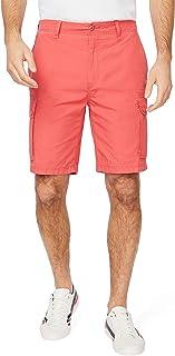 Nautica mens Nautica Men's Mini Ripstop Cargo Short Shorts