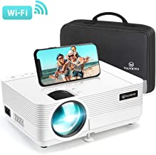 VANKYO Leisure 470 Mini Projector with Synchronize Smart Phone Screen, Full HD 1080P..