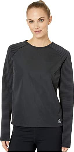 Thermowarm Delta Peak Crew Neck