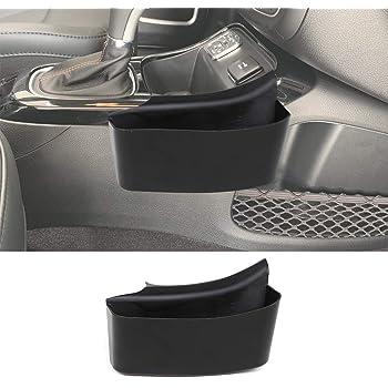 Center Console Insert Storage Tray Armrest Storage Box Organizer for Jeep Cherokee 2014-2019 Car Console Organizer Tray