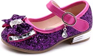 9074956918f Kikiz Little Girl s Adorable Sparkle Mary Jane Princess Party Dress Shoes